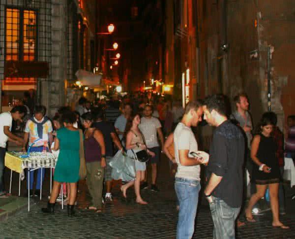 Alcool dans la rue : stop aux excès !