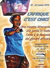 Exposition : L'Afrique, c'est chic !
