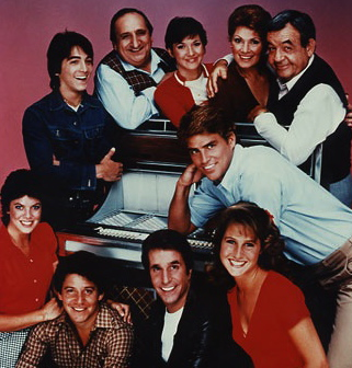 40 ans : pour Happy Days