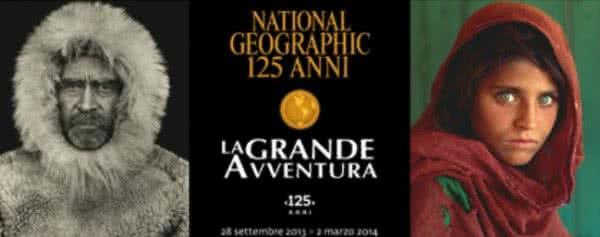 Expo photo : Les 125 ans du National Geographic, prolongée jusqu'au 13 juillet 2014