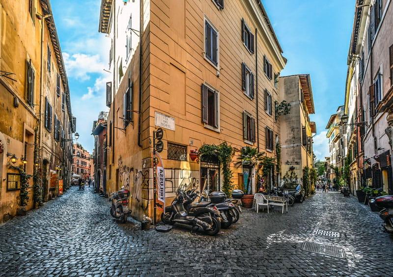 Profil trouver logement Rome