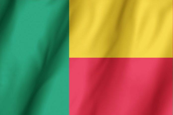 Drapeau Bénin