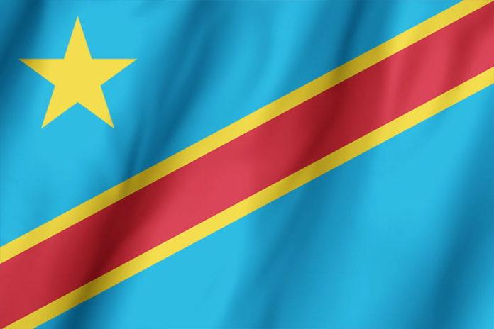 Drapeau République Démocratique Congo