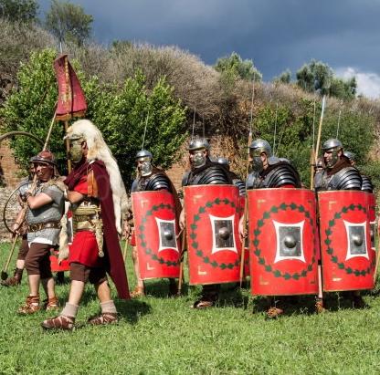 Ludi Romani : vivre au temps des Romains