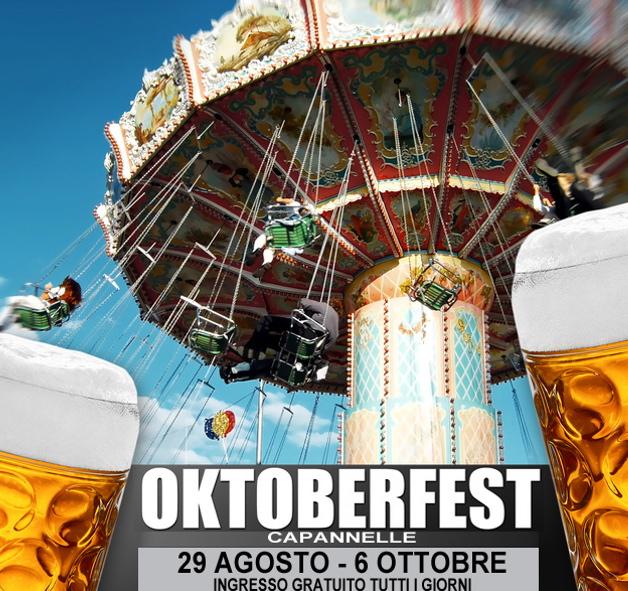 Oktoberfest : aussi à Rome !