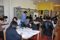Italien : cours gratuits dans les bibliothèques romaines