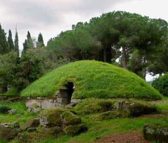 A Rome et autour de Rome : sur la trace des Etrusques