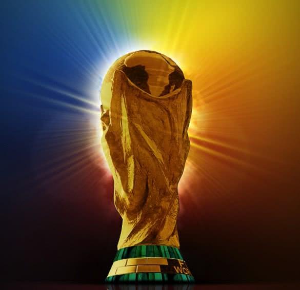 La Coupe du monde visible à Rome