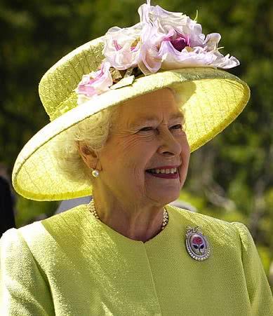 Visite officielle de la Reine Elisabeth le 3 avril