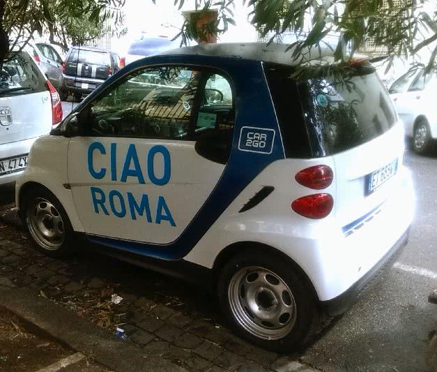 Smarts en partage : que penser de Car2go ?