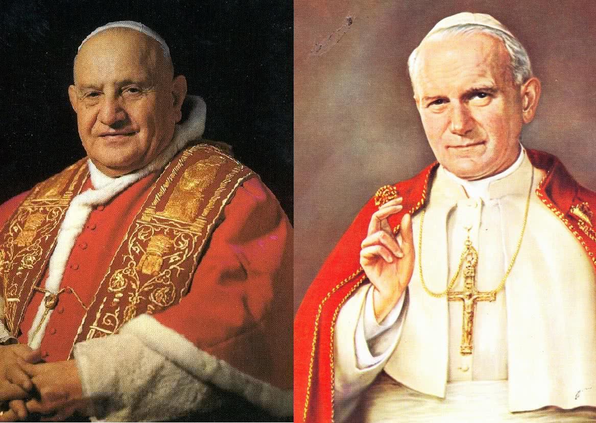 Double canonisation papale : à quoi s'attendre ?