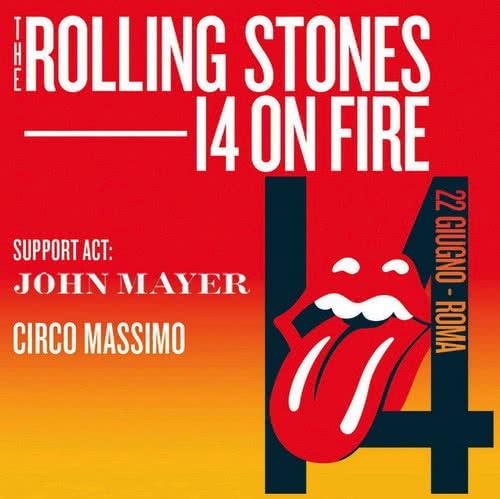 Circo Massimo : Les Rolling Stones en concert