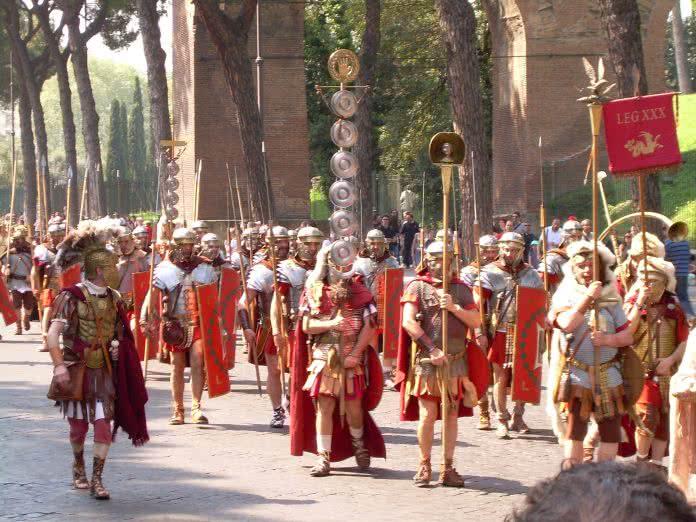 anniversaire de la naissance de rome