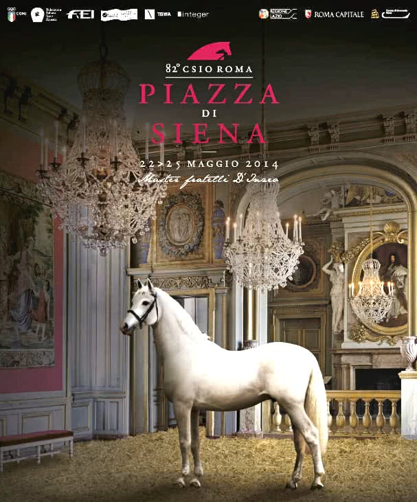 Piazza di Sienne : les chevaux à l'honneur
