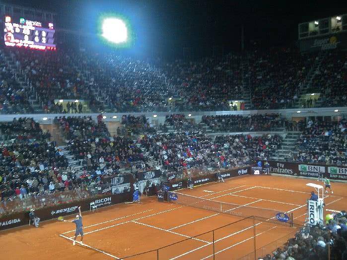 Tennis : les Masters de Rome