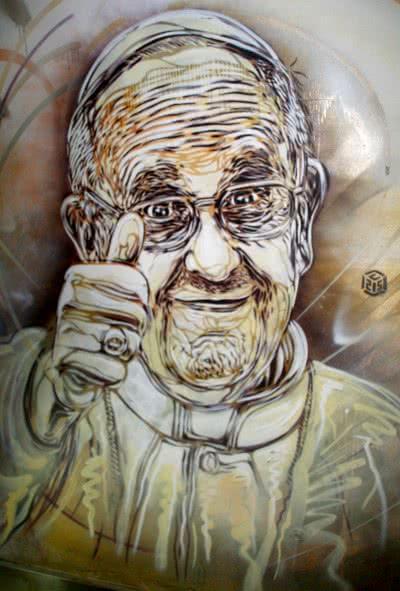 Papa Francesco par c215