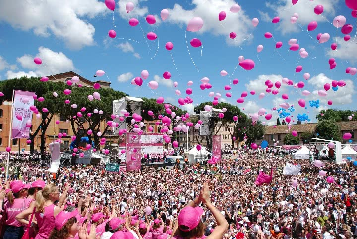 Circo Massimo : Race For The Cure