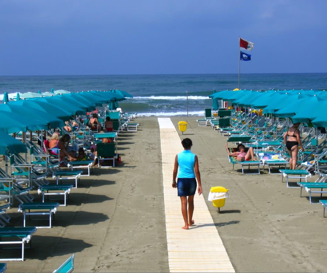 Pavillon bleu : Le palmarès des plages du Latium et d'Italie