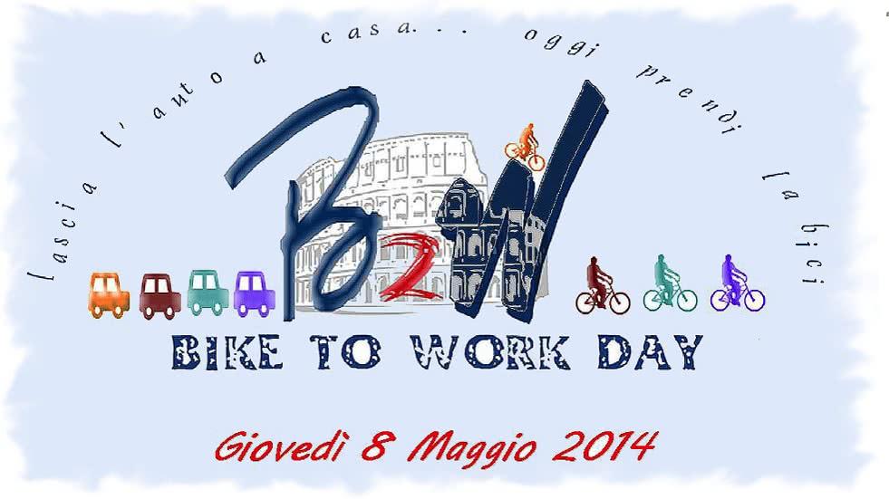 8 mai : Bike to work day