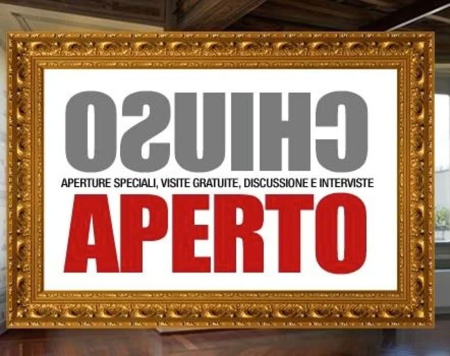 Chiuso-Aperto : Les lundis du Palazzo Braschi