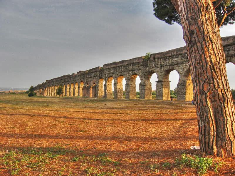 Le hit-parade des parcs romains