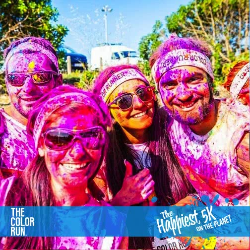 The Color Run : Attention, changement de date