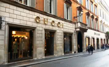 Boutiques Shopping Rome