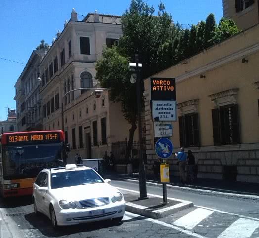 Parkings et ZTL : A quoi s'attendre en août