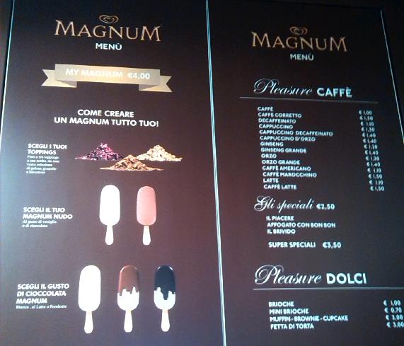 Glaces : Magnioum or not Magnioum ?