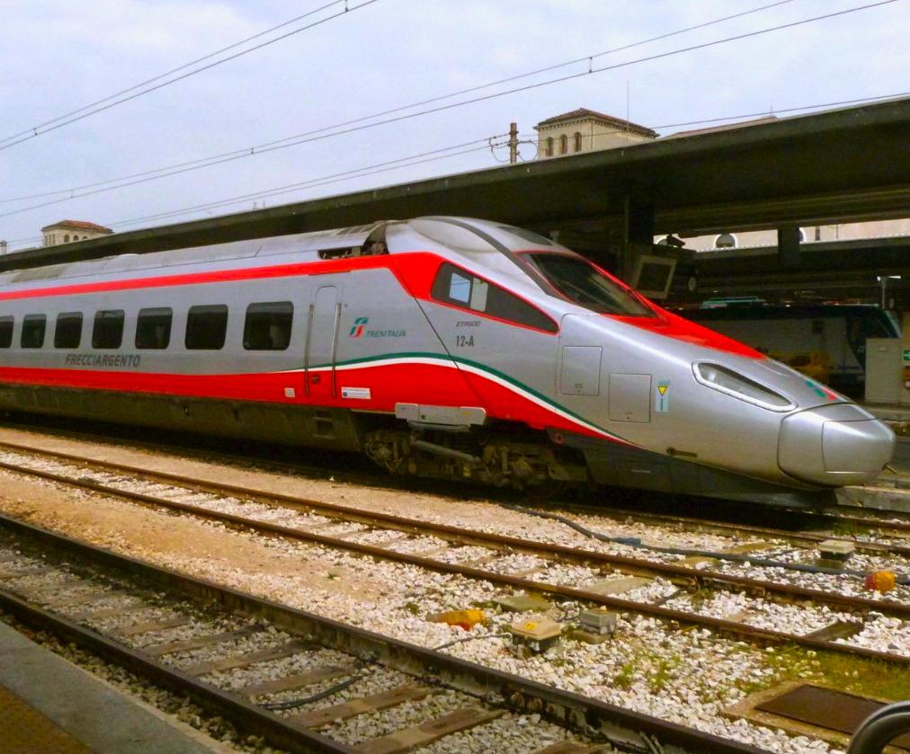 Train : Fiumicino connecté au reste de l'Italie