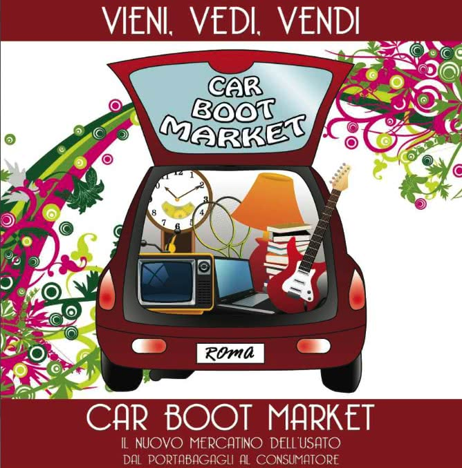 Car Boot Market : une vide grenier tendance et pratique