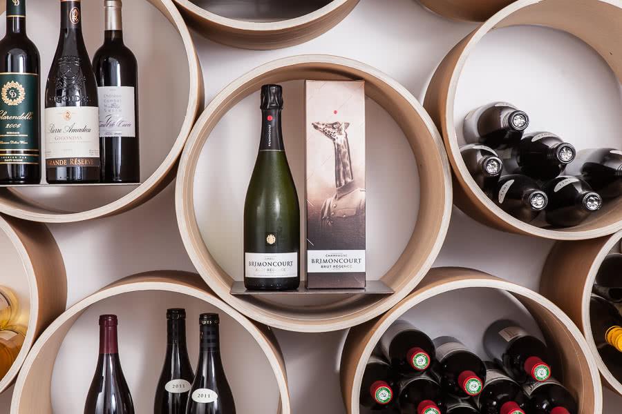Pour les fêtes : Du champagne et pas seulement !