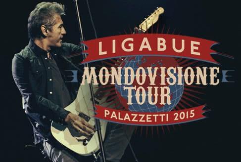 Ligabue revient en concert à Rome