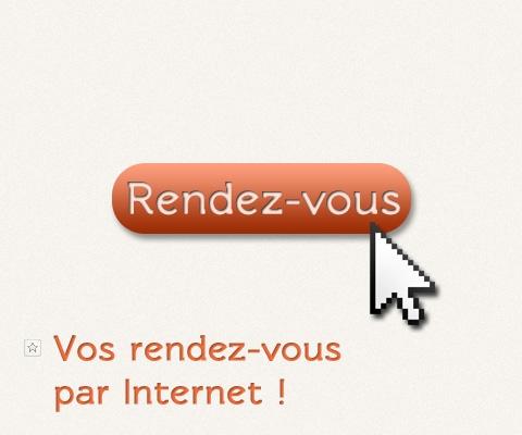 Prise de rendez-vous au Consulat de France par internet