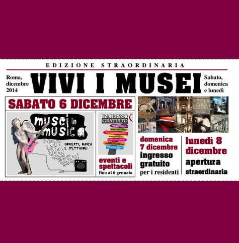 Culture : Les musées en fête pour le week-end