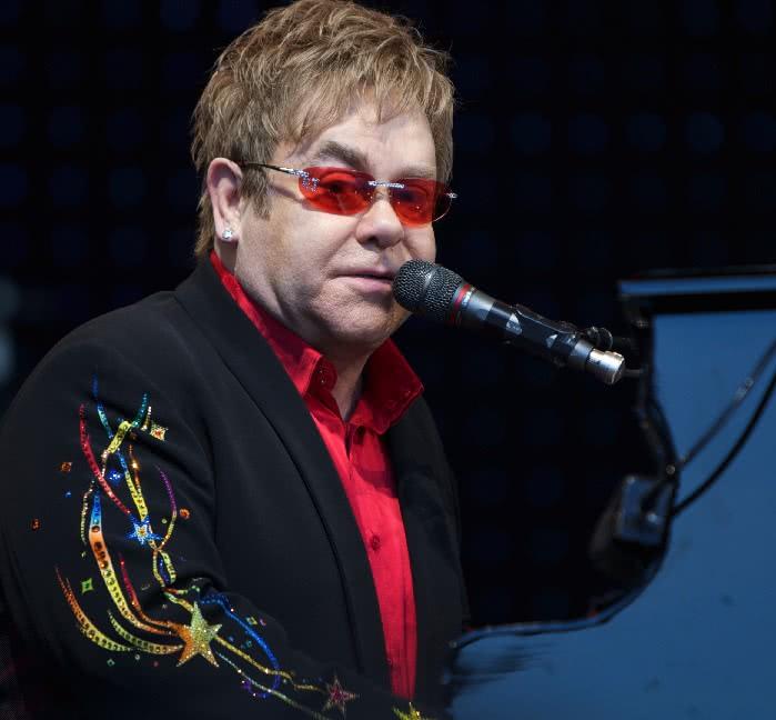 Surprise à Caracalla : Elton John en concert
