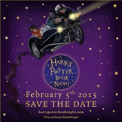 5 février : Harry Potter's Night
