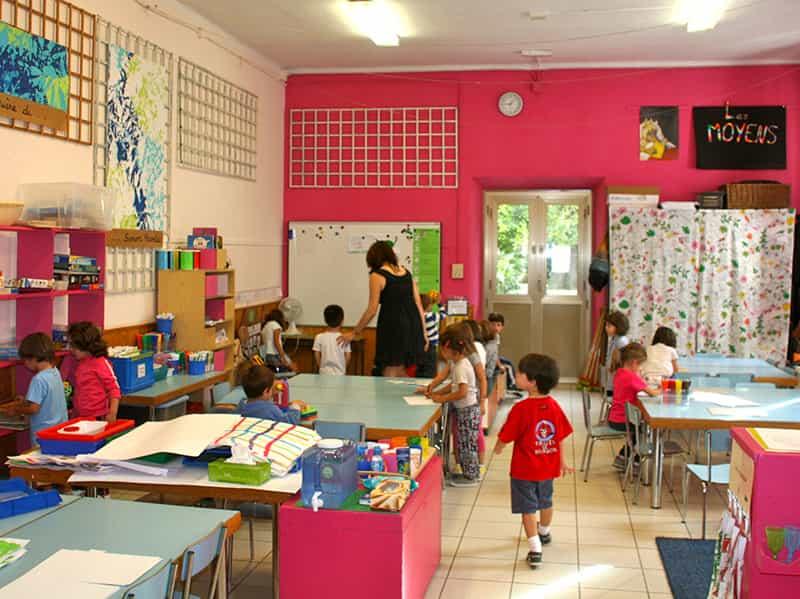 Petite Ecole : Inscriptions à la maternelle française