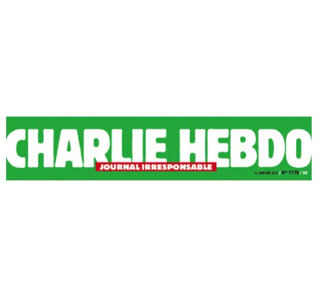 Charlie Hebdo : En vente à Rome