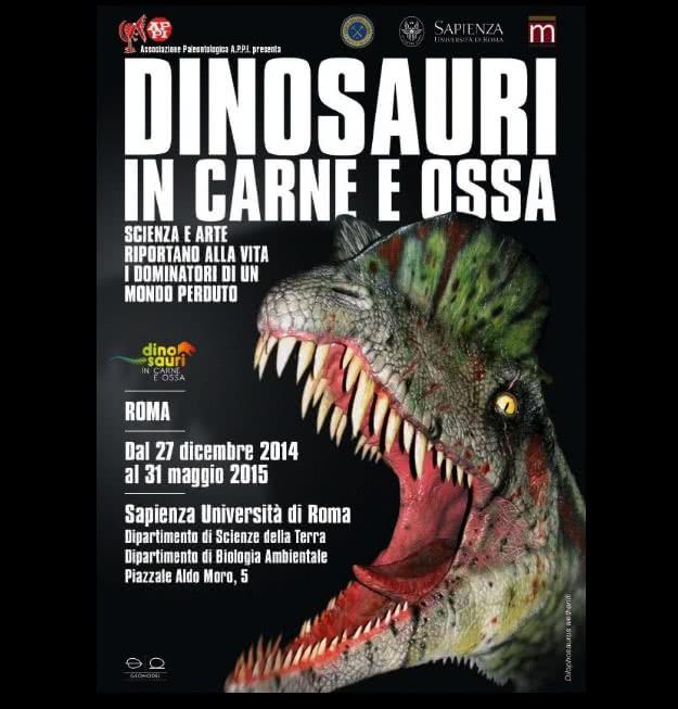Dinosaures : En chair et en os