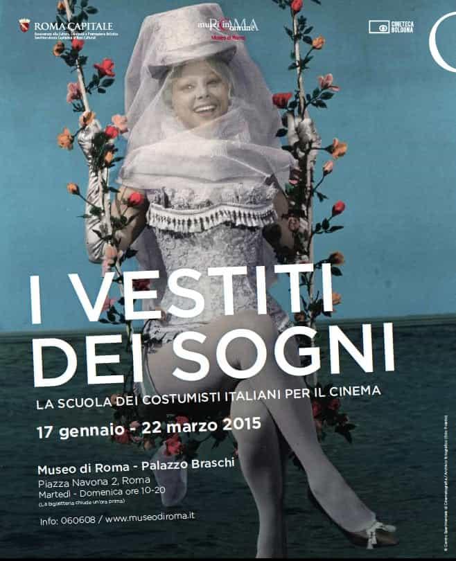 Palazzo Braschi : Honneur aux costumes de cinéma