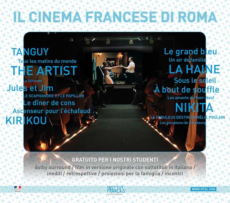 Cinéma en français: Une nouvelle salle de cinéma à l'Institut français-Centre Saint-Louis