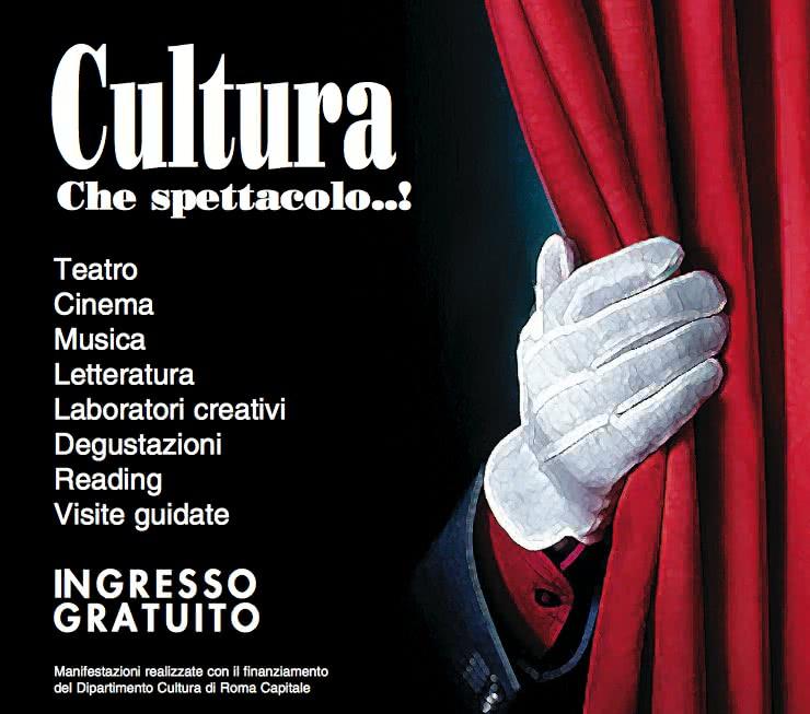 Municipio I : Initiatives culturelles gratuites