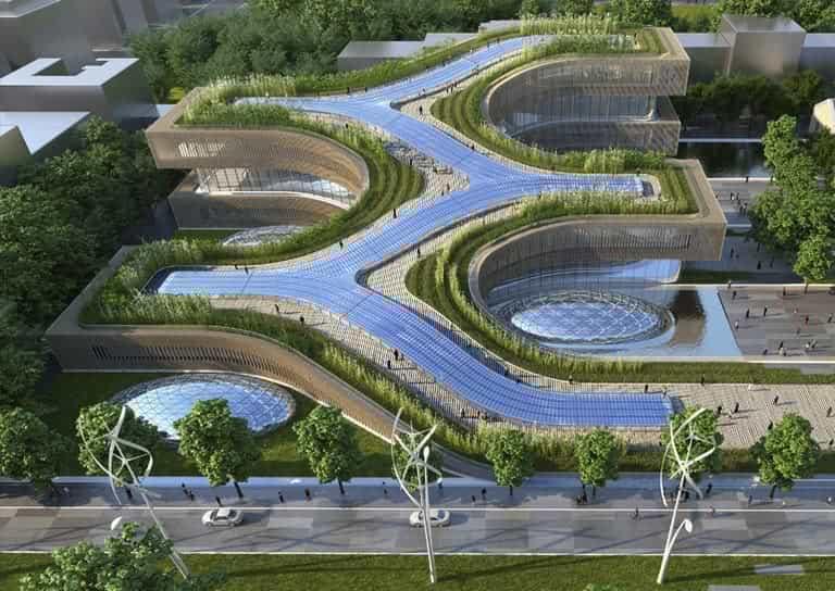 Projet Cité de la Science à Flaminio : Les 6 finalistes sélectionnés