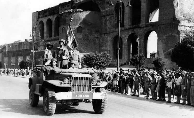 25 avril 2015 : Les 70 ans de la Libération