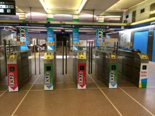 Pour l'Expo : La station de métro Colosseo change de nom