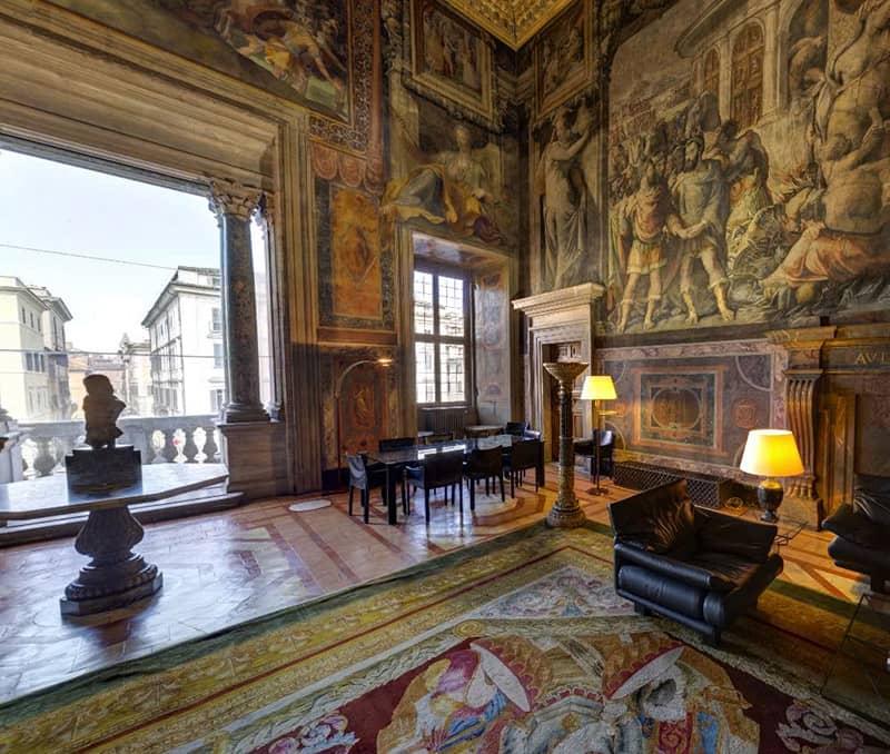La Palais Farnèse : Comme vous ne l'avez jamais vu