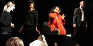 Ateliers théâtre à Rome