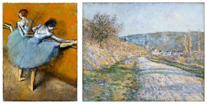 Impressionistes et Modernes
