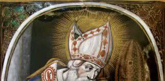 Saint Ambroise Evèque de Milan